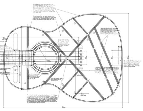 electric acoustic guitar plans home ideas 187 building acoustic guitars plans