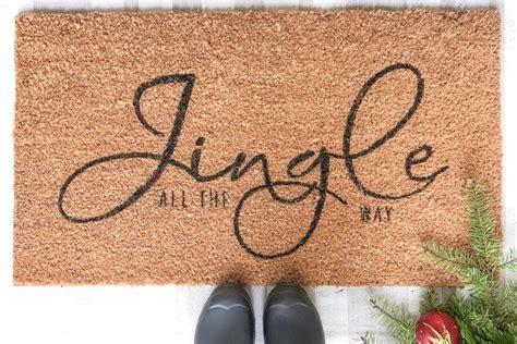 Doormat Design Your Own by Design Your Own Doormat On Summerhill