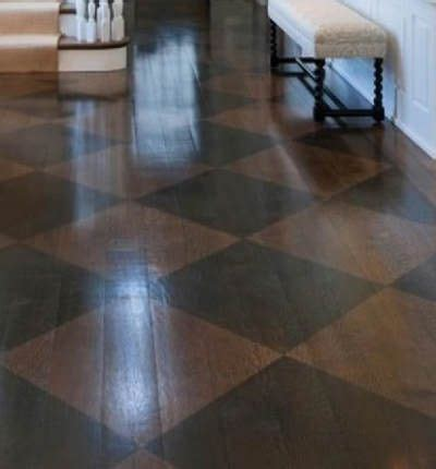 painting wood floors 17 best ideas about paint wood floors on pinterest