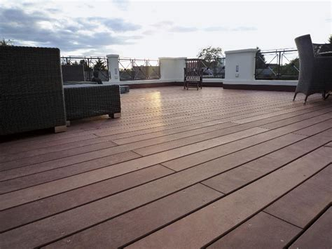 Betonplatten Streichen Terrasse by Bankirai Terrasse Selber Verlegen Anleitung In 4 Schritten