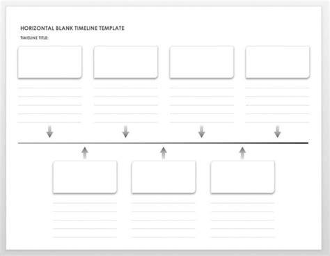 blank vertical timeline timeline template clever hippo