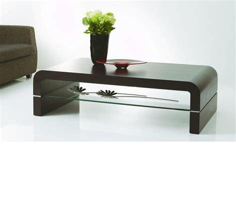 Modern Oak Coffee Table Dreamfurniture B690a Modern Oak Coffee Table