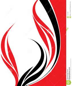 Black And Red Design Red Black And White Background Designs