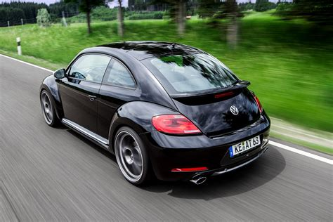 new volkswagen beetle new volkswagen beetle 2 0 tdi abt souped up by abt sportsline