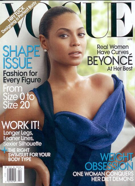 Beyonce On The Cover Of by Sneak Peak Beyonce S Vogue Magazine March 2013 Magazine