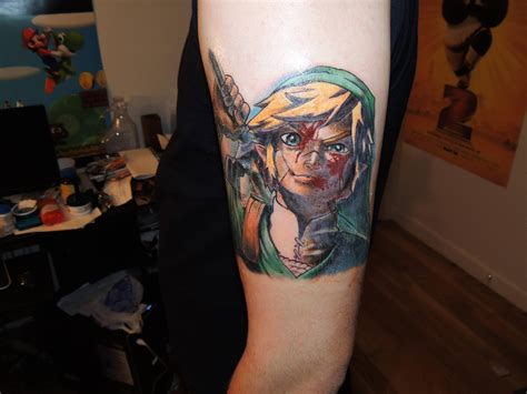 link tattoo 20 best tattoos of the week oct 09th to oct 15th 2012