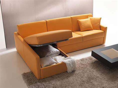 divano letto penisola divano letto con contenitore e penisola per appartamento