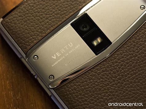 vertu phone vertu constellation review the billionaire s phone