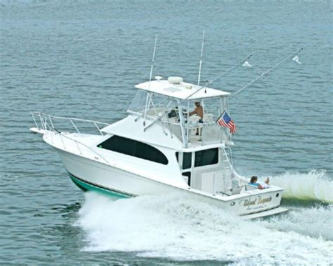 egg harbor sport fishing boats sale 2001 used egg harbor 37 convertible sports fishing boat