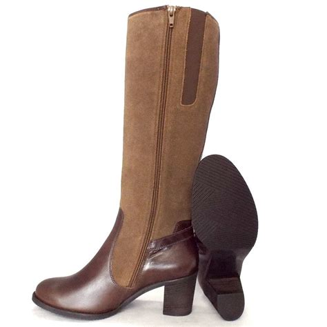 brown boots gabor boots gusto boots in brown mozimo