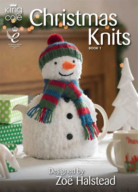 Ordinary Easy Knitting Patterns For Christmas Stockings #8: Christmas-Book-1-734x1024.jpg