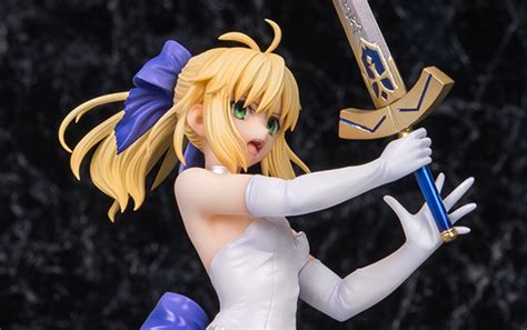 Hbj3427 Figma Saber Dress Ver fate staynight unlimited blade works saber white dress