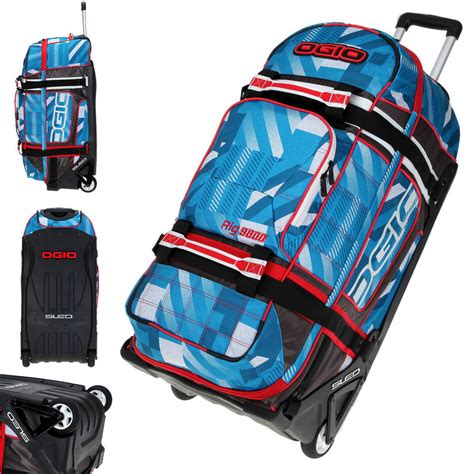 Ogio New Mx Rig 9800 Gear Bag Motocross Dirt Bike Travel