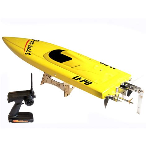 rc boats rtr pursuit v hull rc boat rtr value hobby