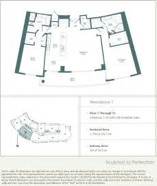 carbonell brickell key floor plans carbonell brickell key miami