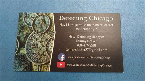metal detecting business cards template business cards metal detecting image collections card