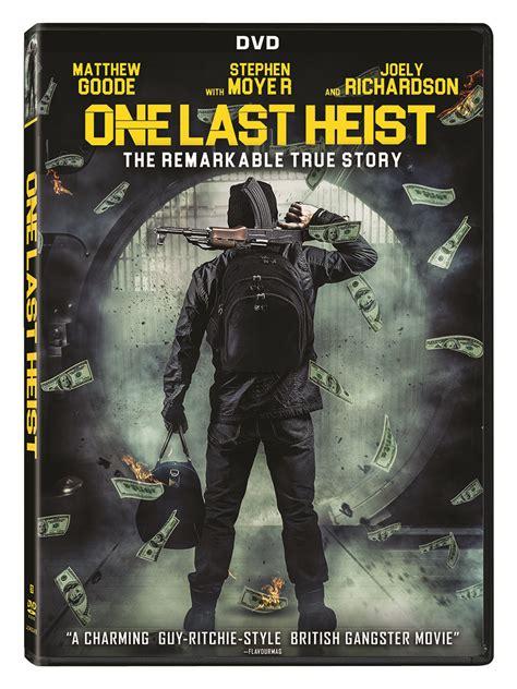 lionsgate home entertainment announces one last heist home