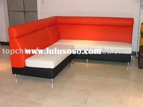 restaurant sofa design furniture corner leather sofa furniture corner leather