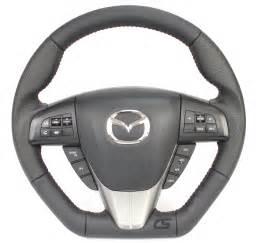 Steering Wheel Covers Yes Or No 2 Ms3 Steering Wheel Corksport Mazda Performance