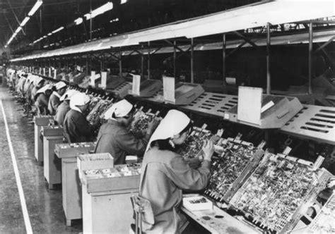 les transformations economiques et sociales depuis 1945