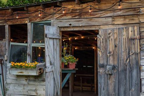 shed ideas   backyard getaway zing blog