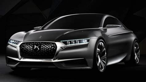 ds plans  flagship rivals bmw  series due