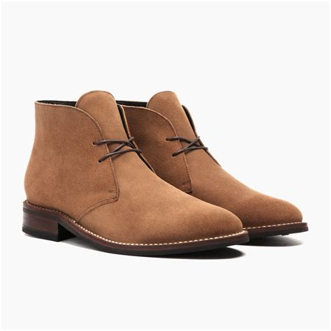 Suede Chukka honey suede scout chukka thursday boot company