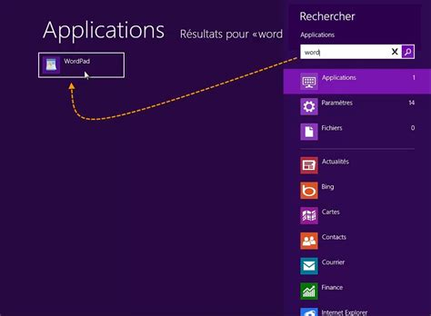 windows 8 d駑arrer sur bureau lancer une application bureau m 233 diaforma