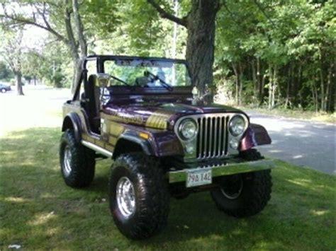 crawler 80 1980 jeep cj5 specs photos modification info