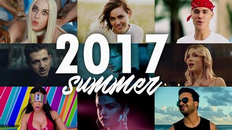 best summer songs summer hits 2017 mashup 60 songs t10mo