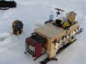 Backyard Rink Resurfacer - flip over versus hub ice fishing hso ice fishing amp hunting