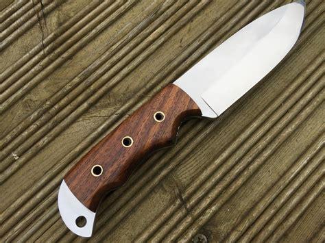 Handmade Bushcraft Knives Uk - perkins handmade bushcraft knife mca perkin