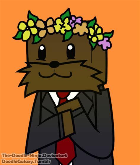 doodle jerome jeromeasf flower crown c by the doodle on deviantart
