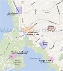 map of lake havasu arizona lake havasu arizona map pictures to pin on