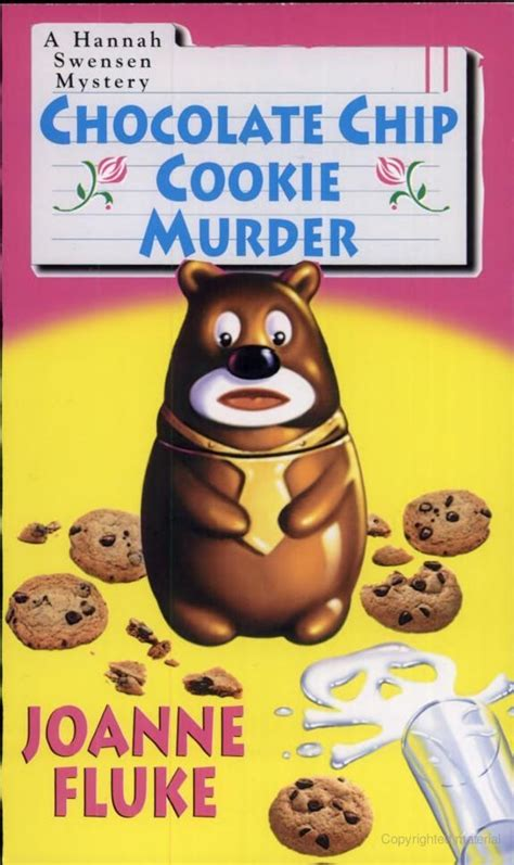 Chocolate Chip Cookie Murder pin by sue lepore on authors and books i like to read