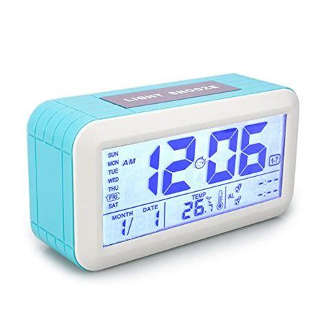 sveglia comodino sveglia digitale da comodino con dimmer luce notturna