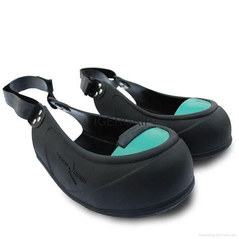tigergrip rubber non slip safety shoe boot cap anti