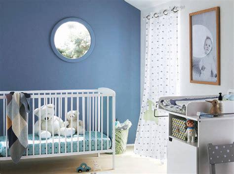 chambre bebe gar 195 167 on gris et bleu id 233 es de d 233 coration et