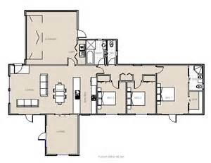 home floor plans nz piha three bedroom house plan from project homes new zealand