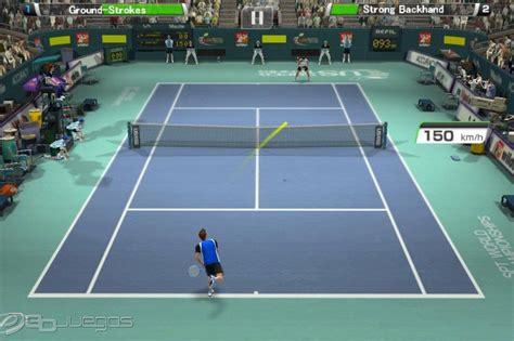 imagenes virtua tennis virtua tennis challenge para ios 3djuegos