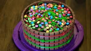 kinder riegel kuchen rezept s 252 223 igkeiten kuchen mit kinder schokolade smarties