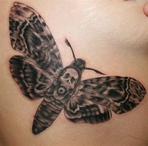 death head moth tattoo picture at checkoutmyink com