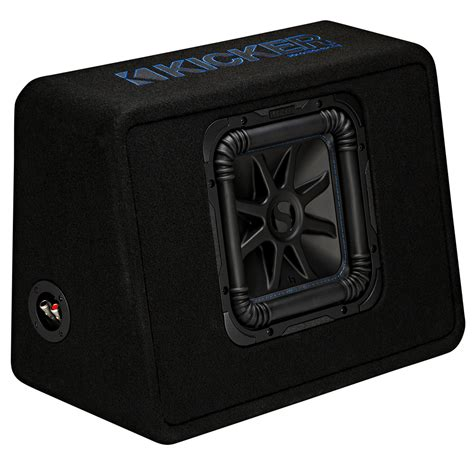 Speaker Subwoofer Kicker kicker tl7s10 car audio l7 subwoofer loaded 10 truck sub