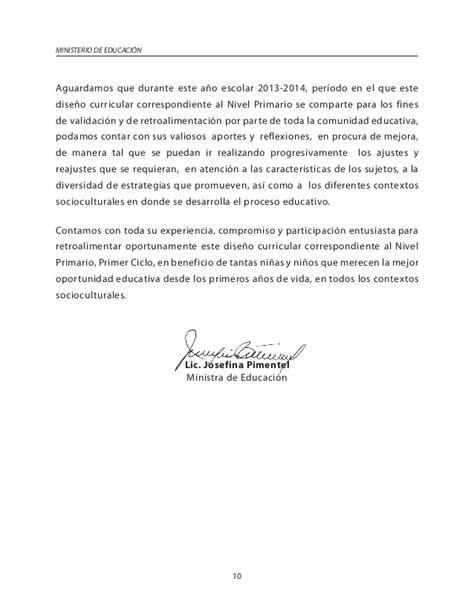 Diseño Curricular Dominicano Primer Ciclo Curriculo Nivel Primario Dominicano 2016
