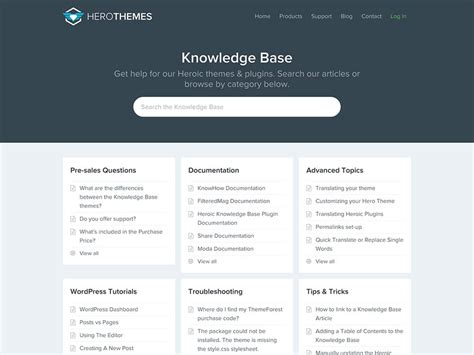 10 best knowledge base wiki wordpress themes 2016