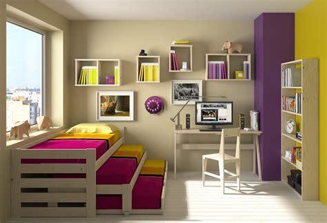 habitacion 3d muebles para habitaciones juveniles en 3d purepixel