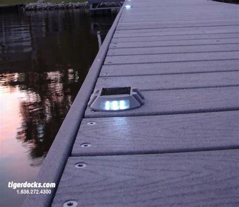 solar lights for docks best 25 lake dock ideas on dock ideas pool
