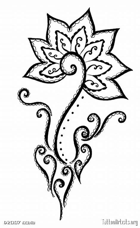 henna tattoo design transfer paper stencil maker celtic henna designs mehndi style flower