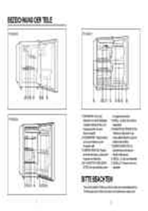 Kühlschrank Steht Wasser by Daewoo Frs 2011 Alk 195 188 Hlschrank Handbuch In