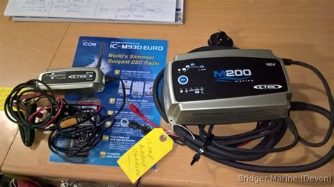 marine battery charger sale marine ctek battery chargers ex display offers boats